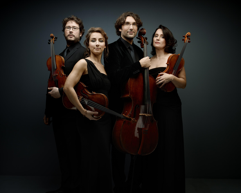 Quatuor Psophos 11 © Denis Rouvre
