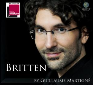 Britten /Suites pour violoncelle seul