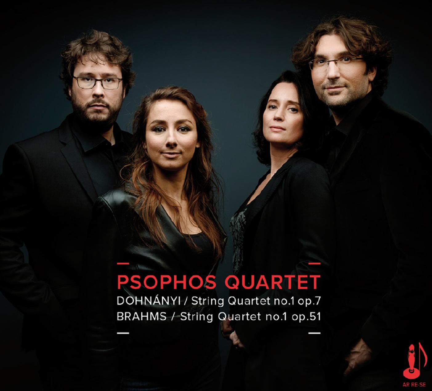 CD Q Psophos Brahms Dohnanyi