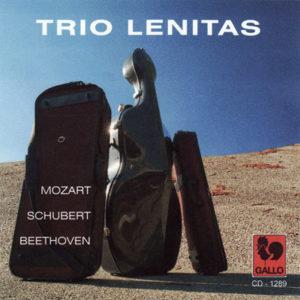 CD Trio Lenitas Mozart – Schubert – Beethoven
