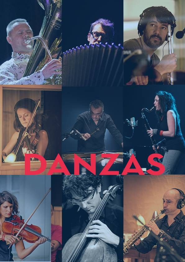 Pictures for orchestra Danzas Jean-Marie Machado