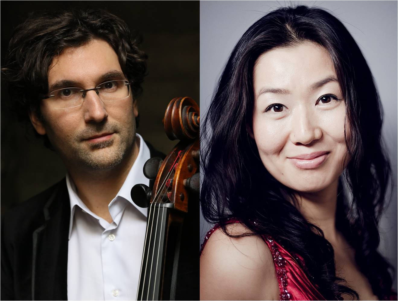Guillaume Martigné & Akiko Yamamoto