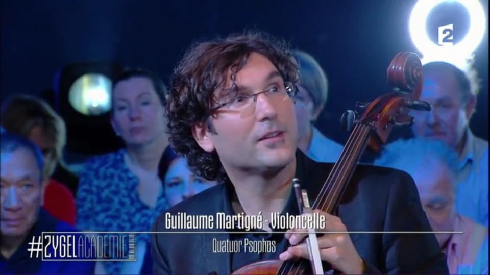 Zygel Académie Guillaume 2