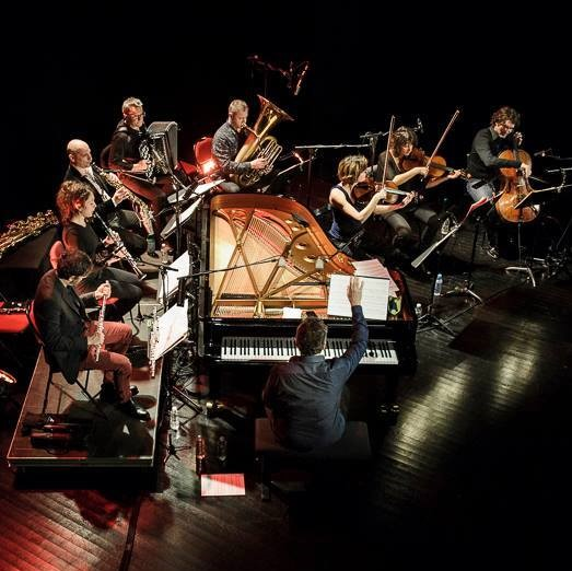 Jean-Marie Machado et Orchestre Danzas